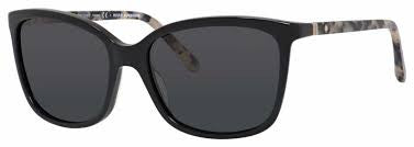 Kate Spade KASIE- BLACK HAVANA / POLAR GREY KS-KASIE-PS-07KIRA
