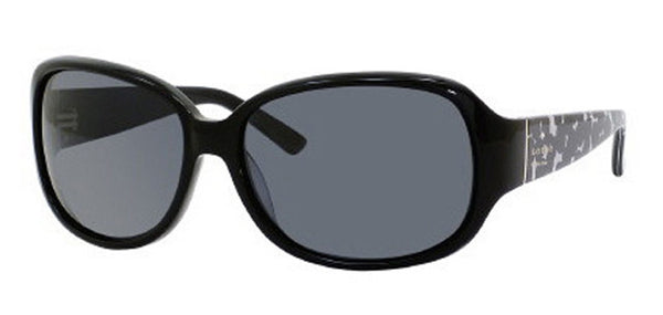 Kate Spade BLACK / GREY POLARIZED KS-MADINA-807PRA