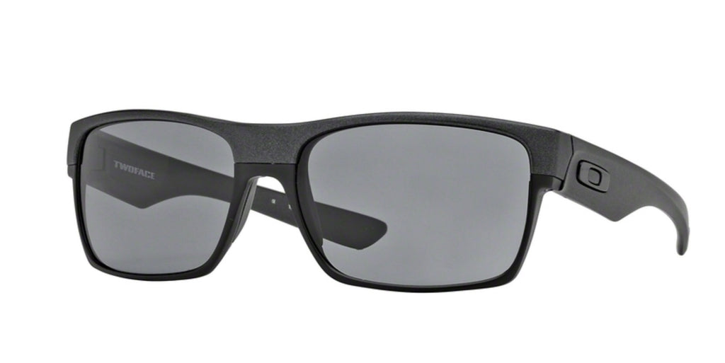 OAKLEY TWOFACE - STEEL / GREY OO9189-05