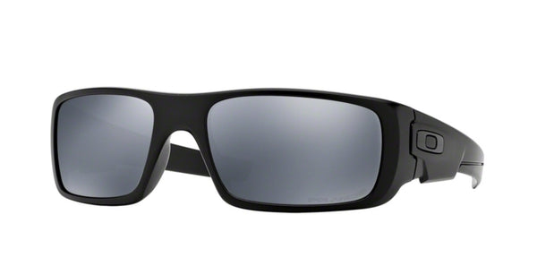 OAKLEY CRANKSHAFT - MATTE BLACK / POLAR BLK IRIDIUM OO9239-06
