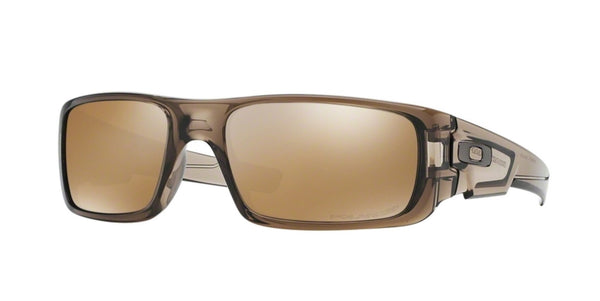 OAKLEY CRANKSHAFT - BROWN SMOKE W/ TUNGSTEN IRIDIUM POLAR OO9239-07