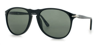 PERSOL BLACK / POLAR GREEN PO9649-9558-52