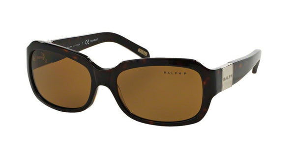 RALPH LAUREN MMM - DARK TORTOISE POLARIZED WOMEN RA5049-51083-54