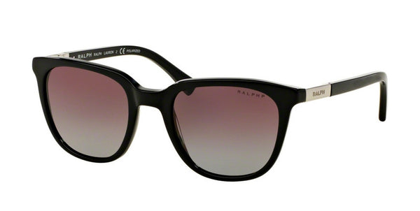 RALPH LAUREN WOMAN - BLACK / PURPLE GRADIENT POLARIZED RA5206-137762-51