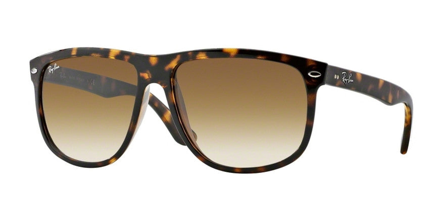 RAY-BAN BOYFRIEND LIGHT HAVANA/CRYSTAL BROWN GRADIENT RB4147-710/51