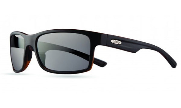 REVO CRAWLER - MATTE BLACK TORT/ POLARIZED GRAPHITE RE1027-01-GY