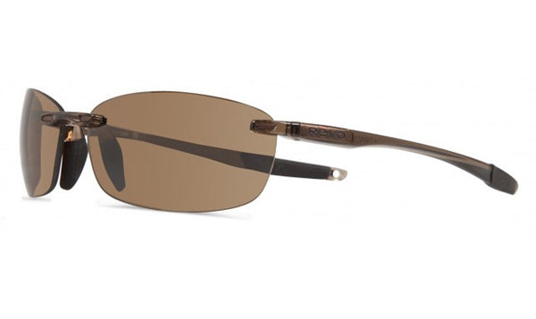 REVO DESCEND E - BROWN / BRONZE TERRA LENS RE4060-02-BR