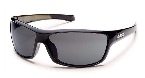 SUNCLOUD CONDUCTOR -  BLACK / POLARIZED GREY S-CDPPGYBK