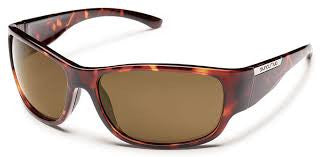 SUNCLOUD IRIS - BROWN TORTOISE/ POLARIZED BROWN S-IRPPBRBR
