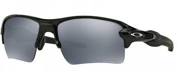 OAKLEY FLAK POLARIZED POLISHED BLACK/BLACK IRIDIUM 0OO918808