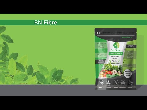 BN Fibre Powder Bag - Supports Gut Health + BN Shaker