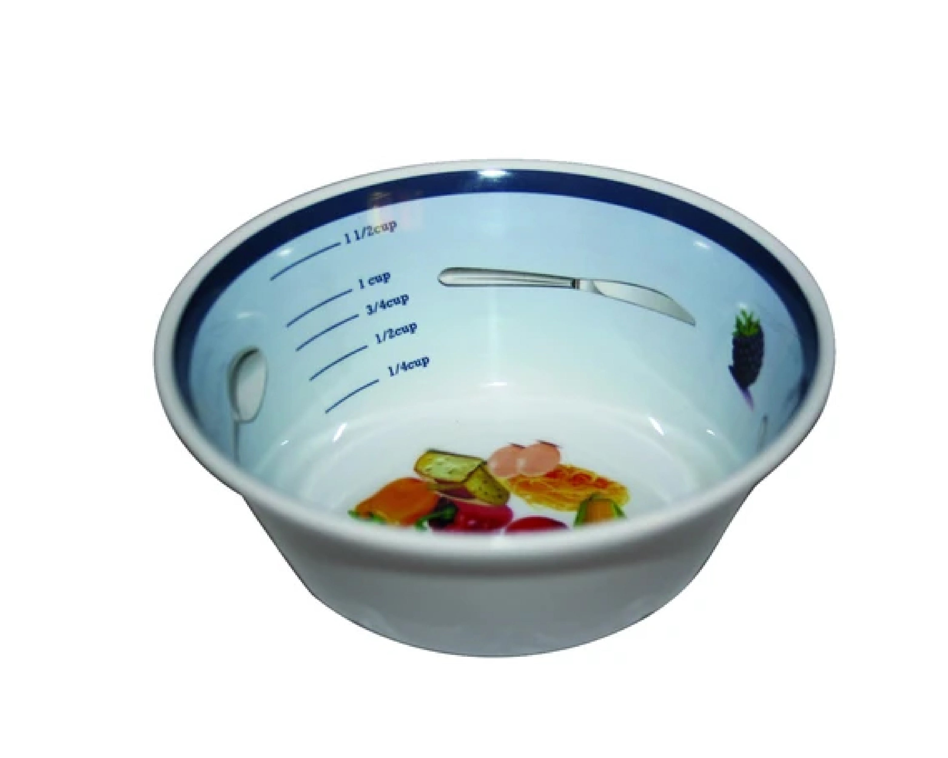 Diet by D'Zyne Portion Bowl