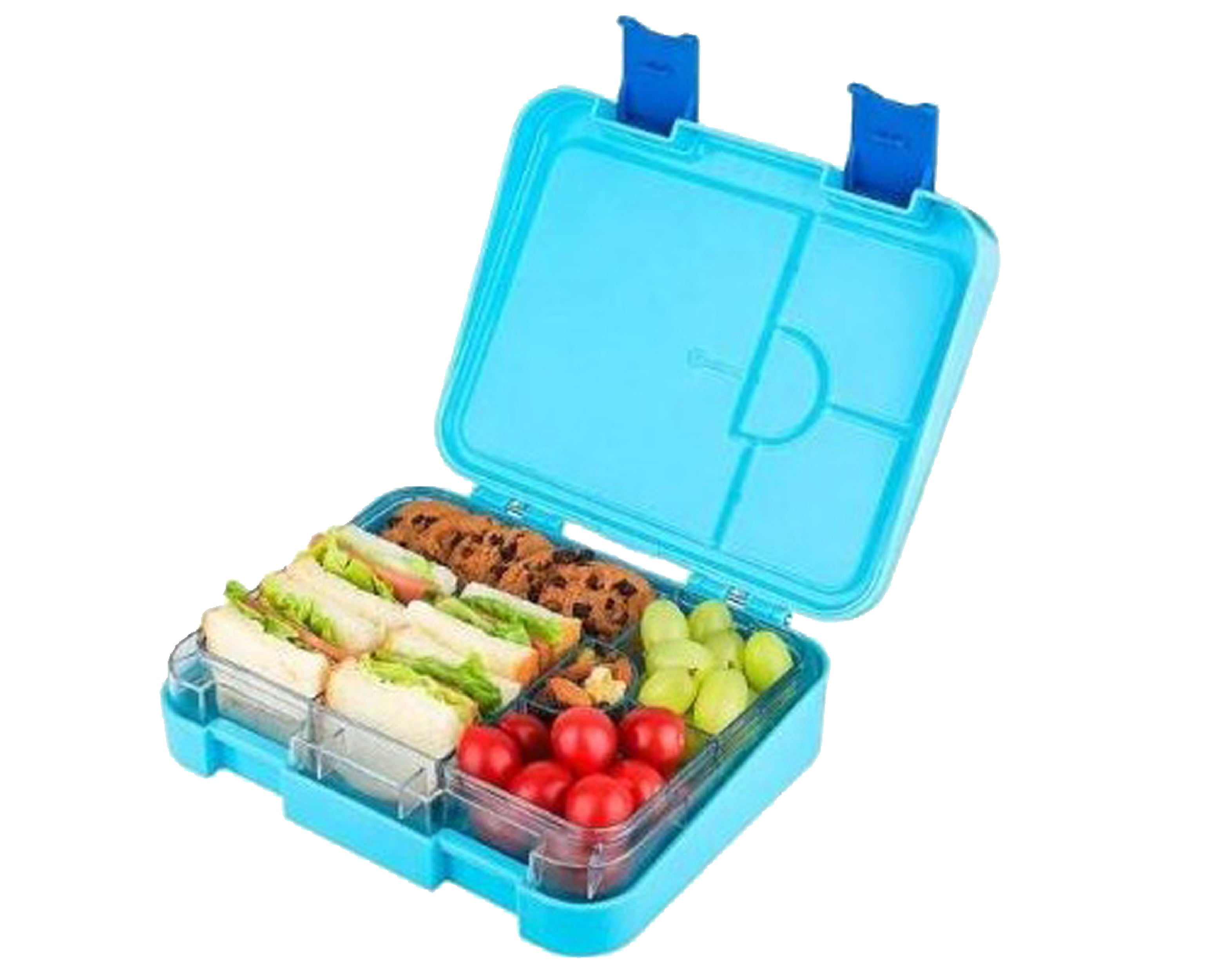 Portion Lunch Box  4/6 compartments