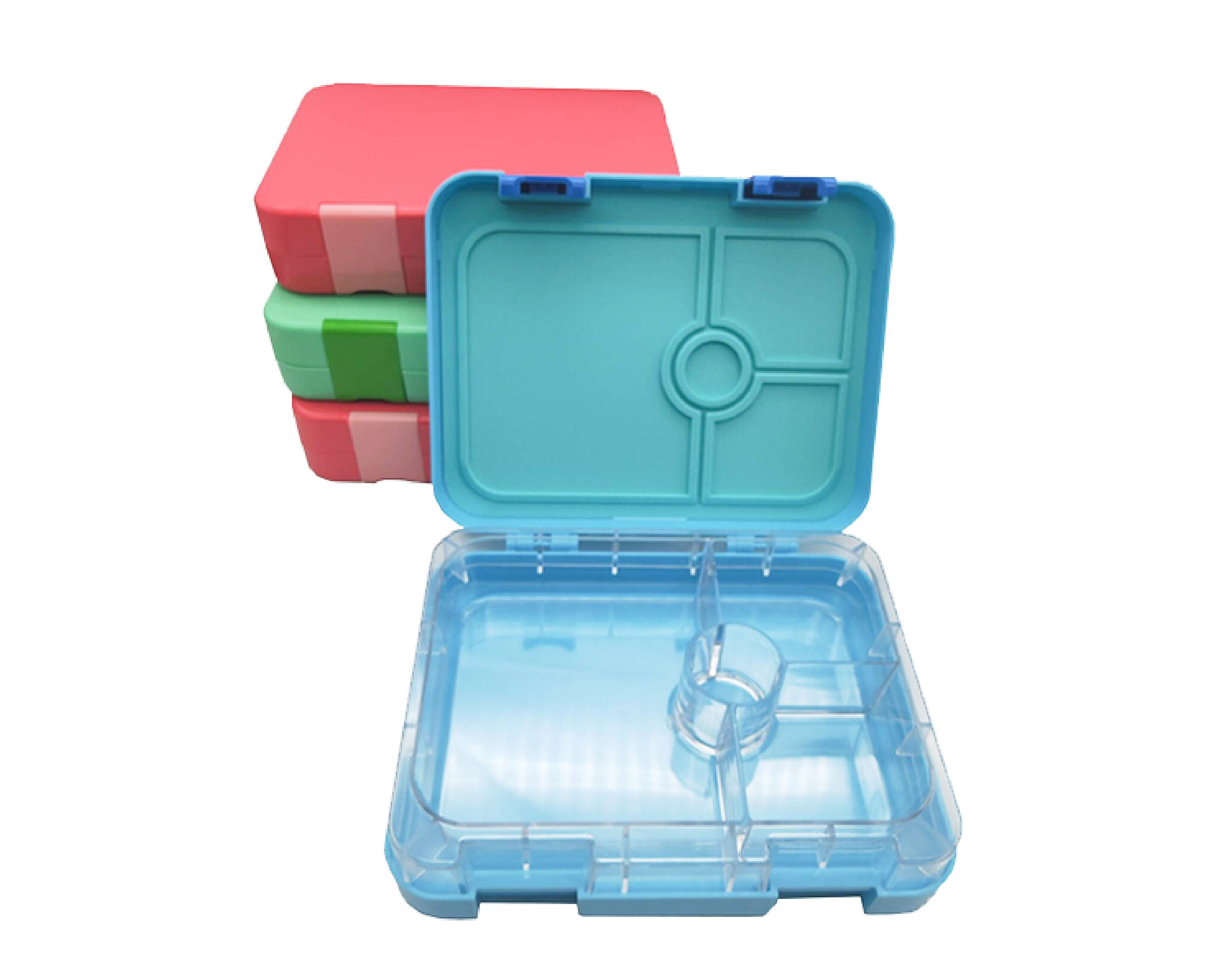 Portion Lunch Box  4 compartments