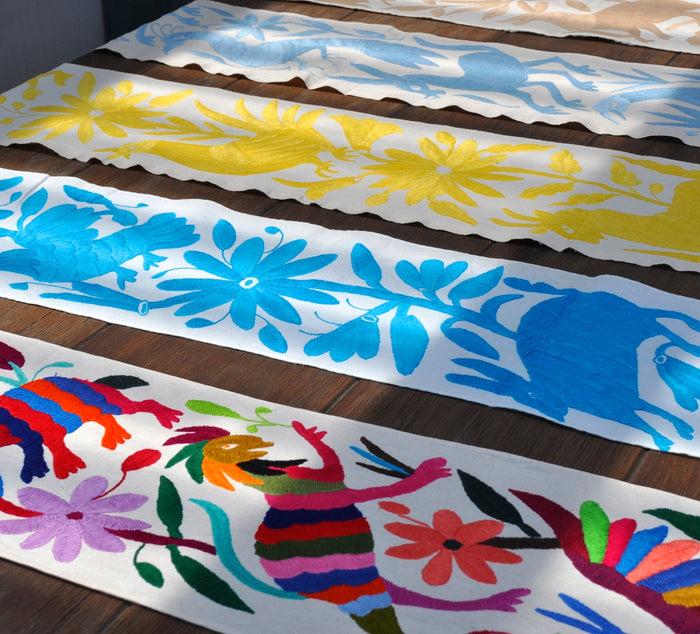 Skinny Otomi Table Runner