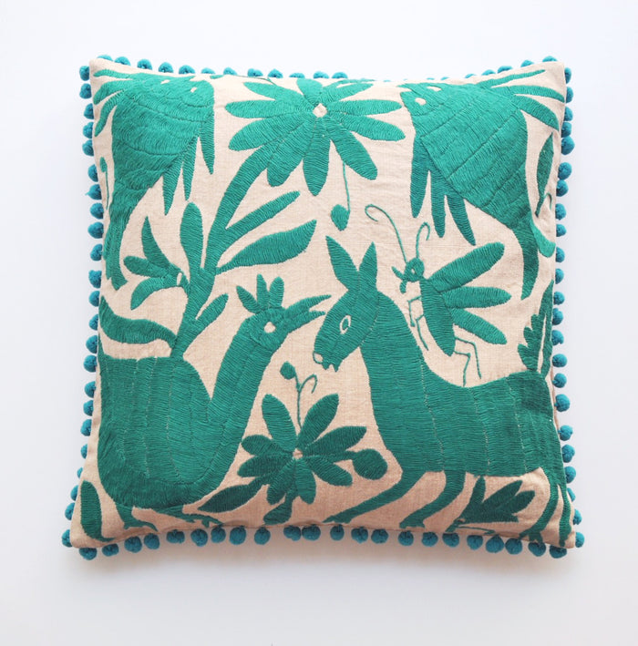 Otomi Pillow Cover