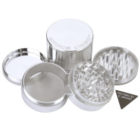 Space Case Medium Four Piece Grinder / Sifter