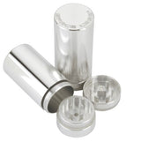 Space Case Small Scout Grinder with Air Tight Container / Stash Jar