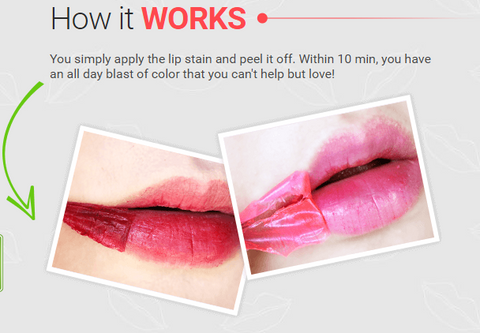 Starter Lip Stain Package