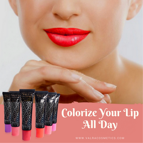 One FREE No Smudge Lip Stain