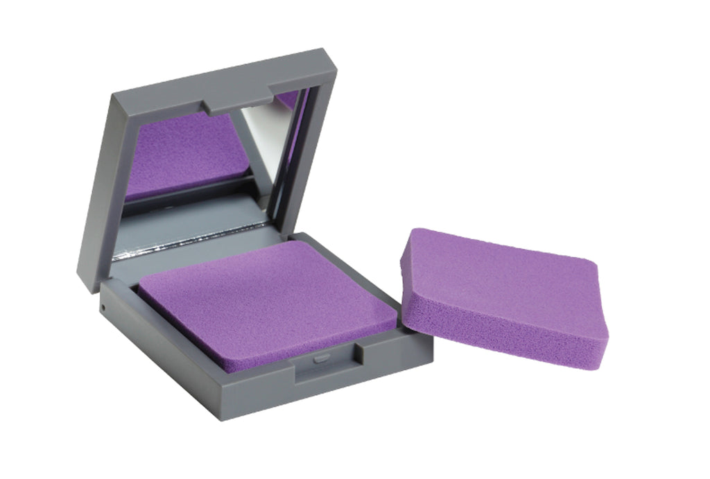 Sponge Compact with Mirror