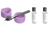 Image of Makeup Brush Cleaning Kit with Shampoo Combo