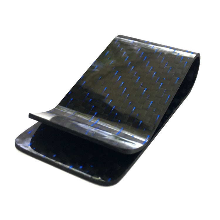Blu Superleggera Carbon Fiber Money Clip