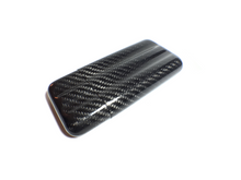 Carbon Fiber Cigar Case (Three-Piece)