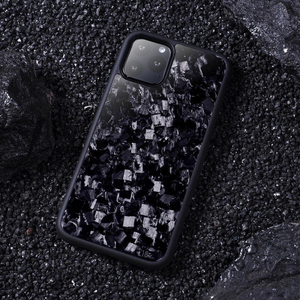 Nero Forged Carbon iPhone 11 / 11 Pro / 11 Pro Max Case by CC x 11P
