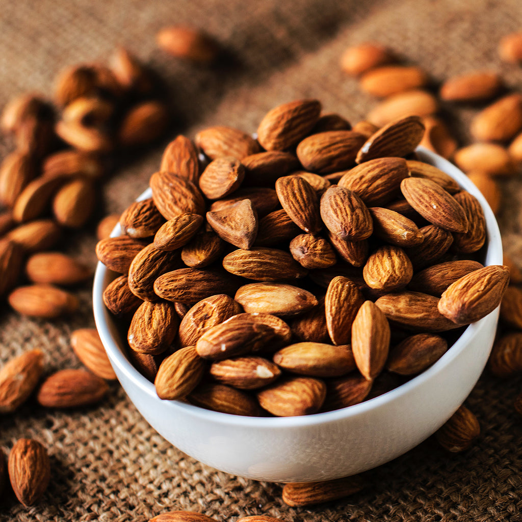 Sweet Almond Carrier Oil for Healthy Heart, Skin and Hair