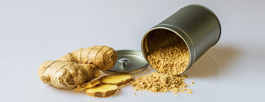 Ginger for Nausea, Indigestion and Arthritis Pain