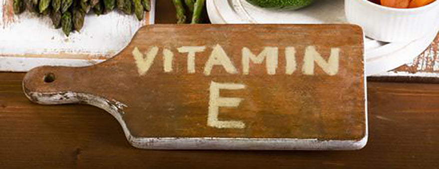 Four Reasons why you should take Vitamin E
