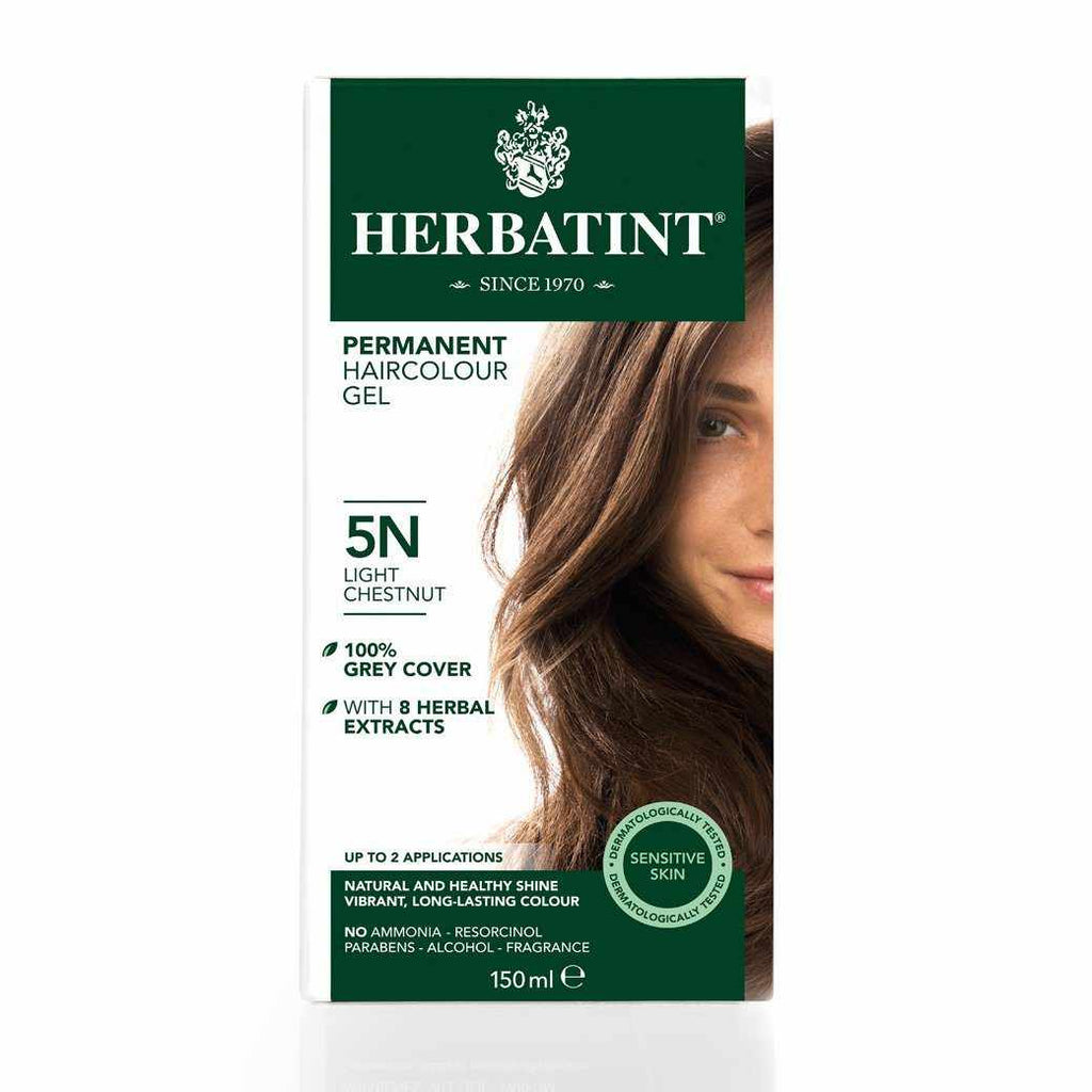 Herbatint 5N Light Chestnut Colour 150ml