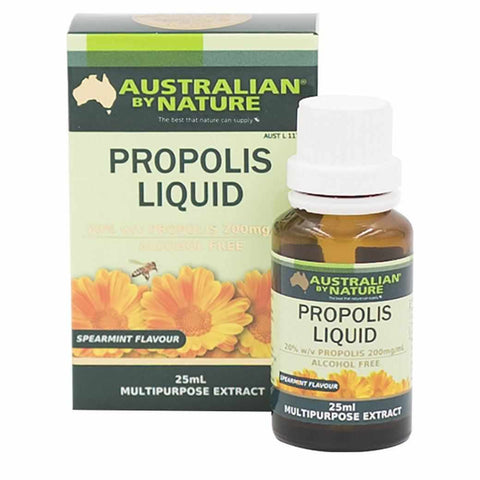 Australian by Nature Propolis Liquid (Alcohol Free) 25ml