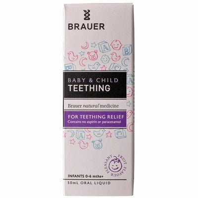 Brauer Baby & Child Teething 50ml