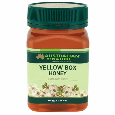 Australian by Nature Yellow Box Honey 500g