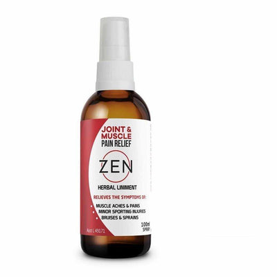 Zen Herbal Liniment Spray 100ml
