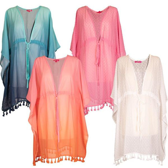 Simply Southern Sheer Coverup