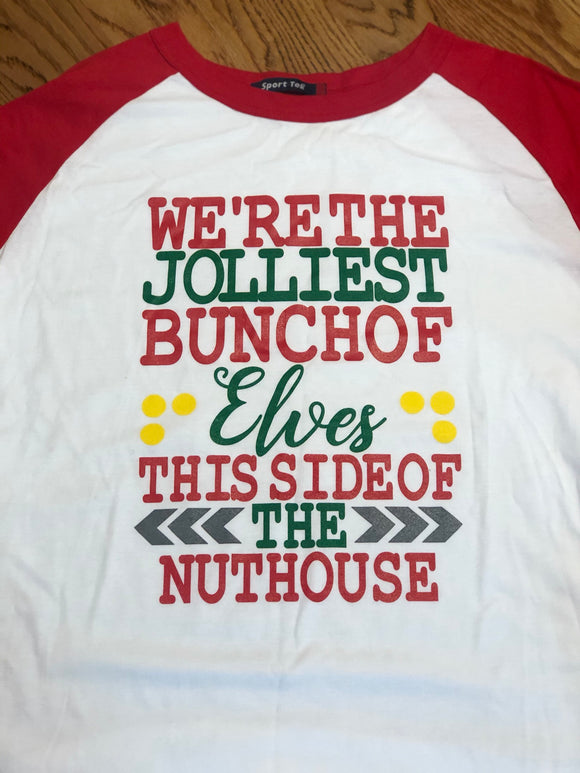 Christmas Nuthouse Shirt