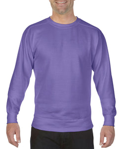 Comfort Color Sweatshirt Violet