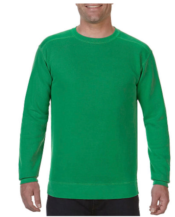 Comfort Color Sweatshirt Clover
