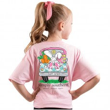 Simply Southern Bunny Shirt - Youth