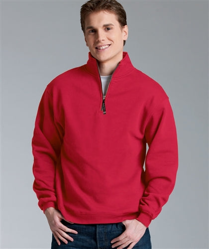 Charles River 1/4 Zip Pullover - Red