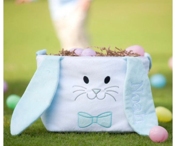 Plush Easter Baskets