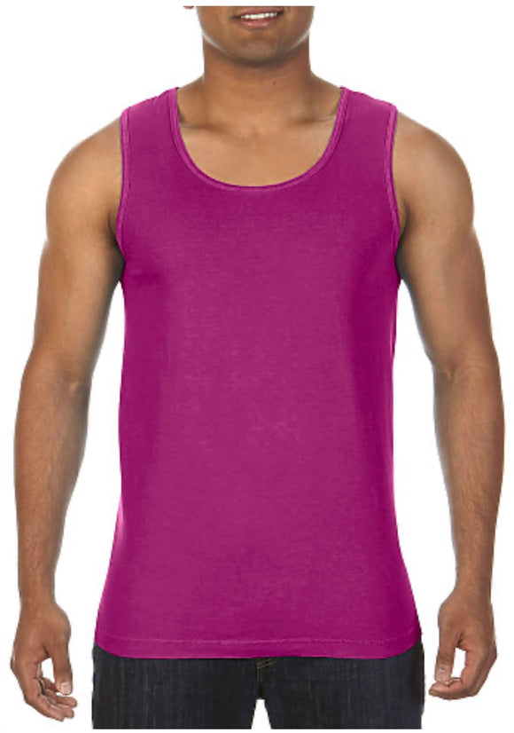 Comfort Color Tank Boysenberry