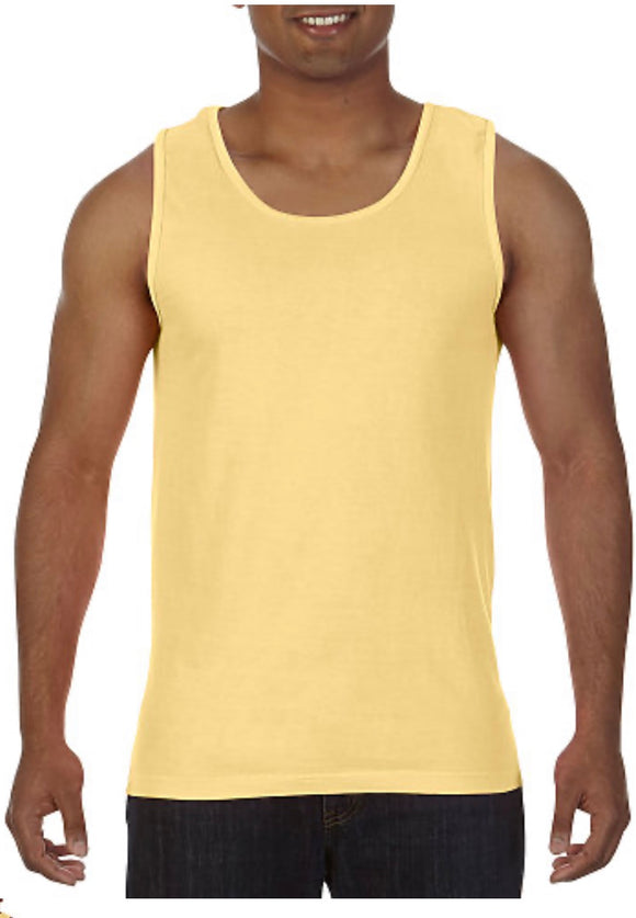 Comfort Color Butter Tank