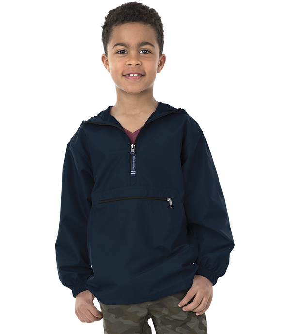 Charles River Youth Pack N Go-Navy