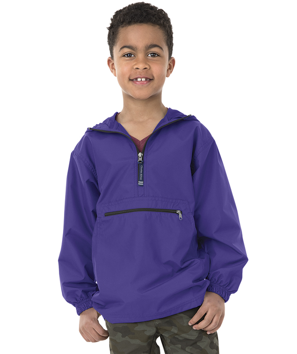 Charles River Youth Pack N Go-Purple