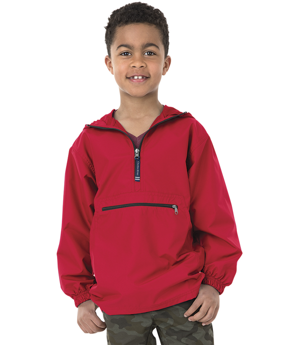 Charles River Youth Pack N Go-Red