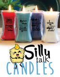 Silly Talk Candle-Beautiful Day